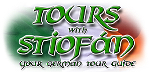 Tours with Stiofán